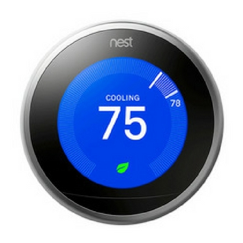 Home Automation Ideas Smart programmable thermostat