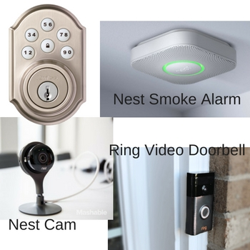 Home Automation Ideas, Nest, Ring