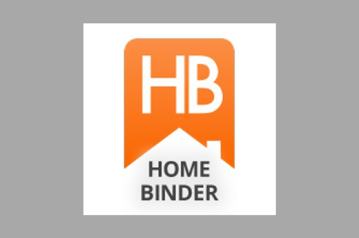 Homebinder feature included with all the home inspections for Home construction binder